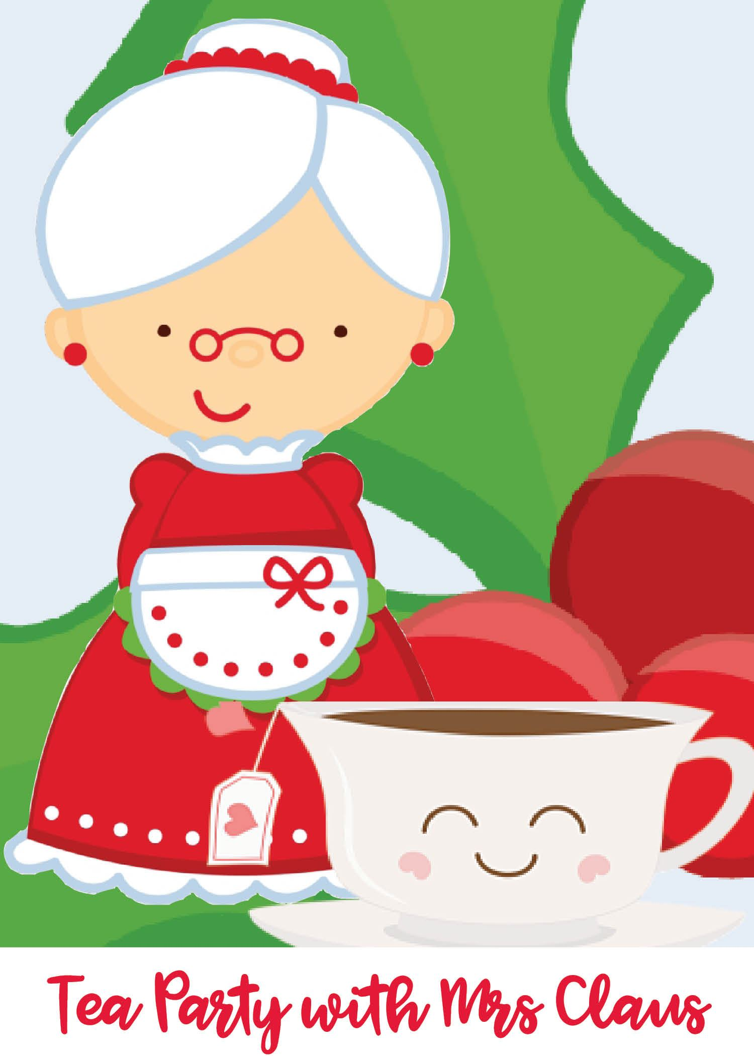 mrs claus tea
