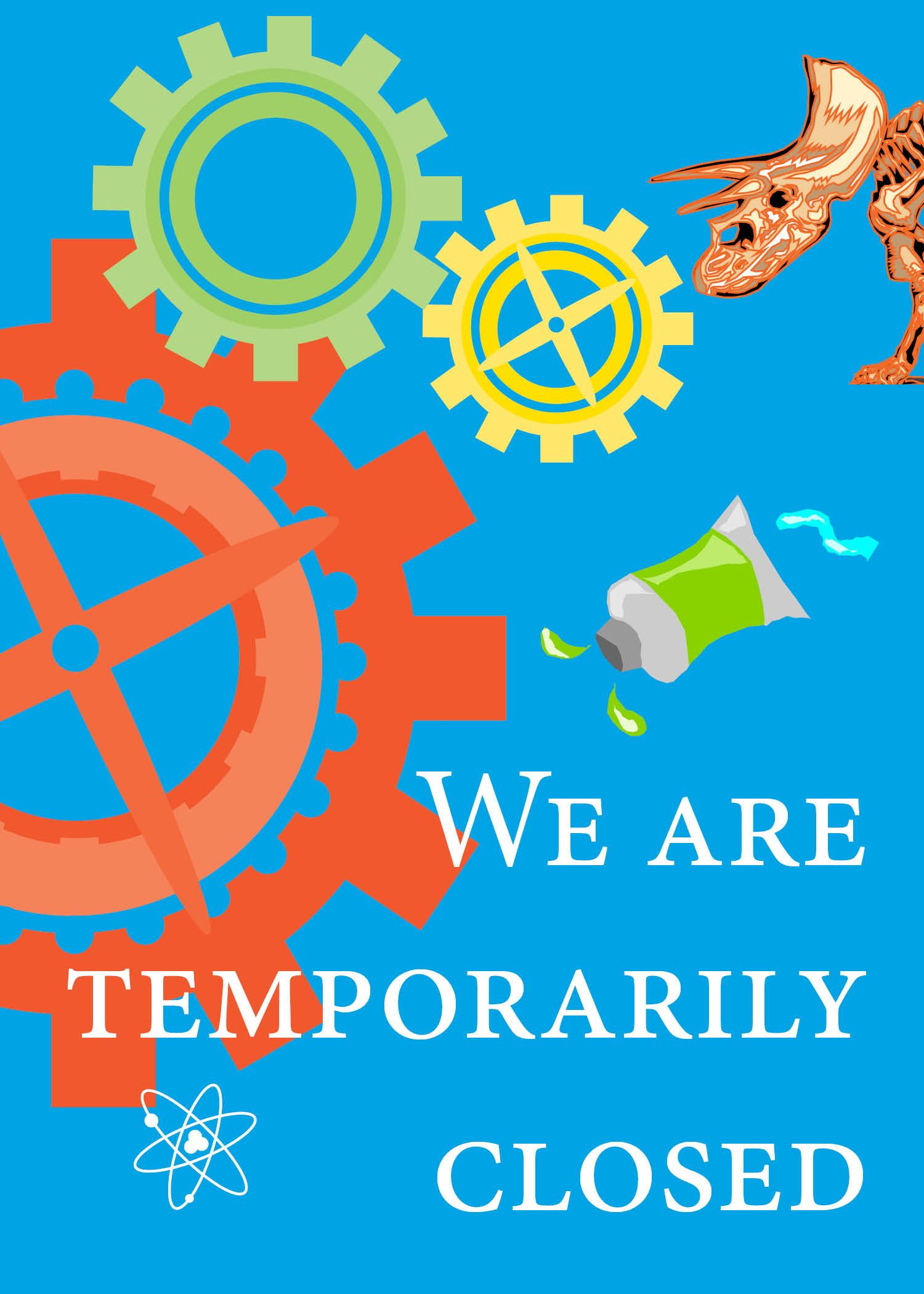 we are temp closed