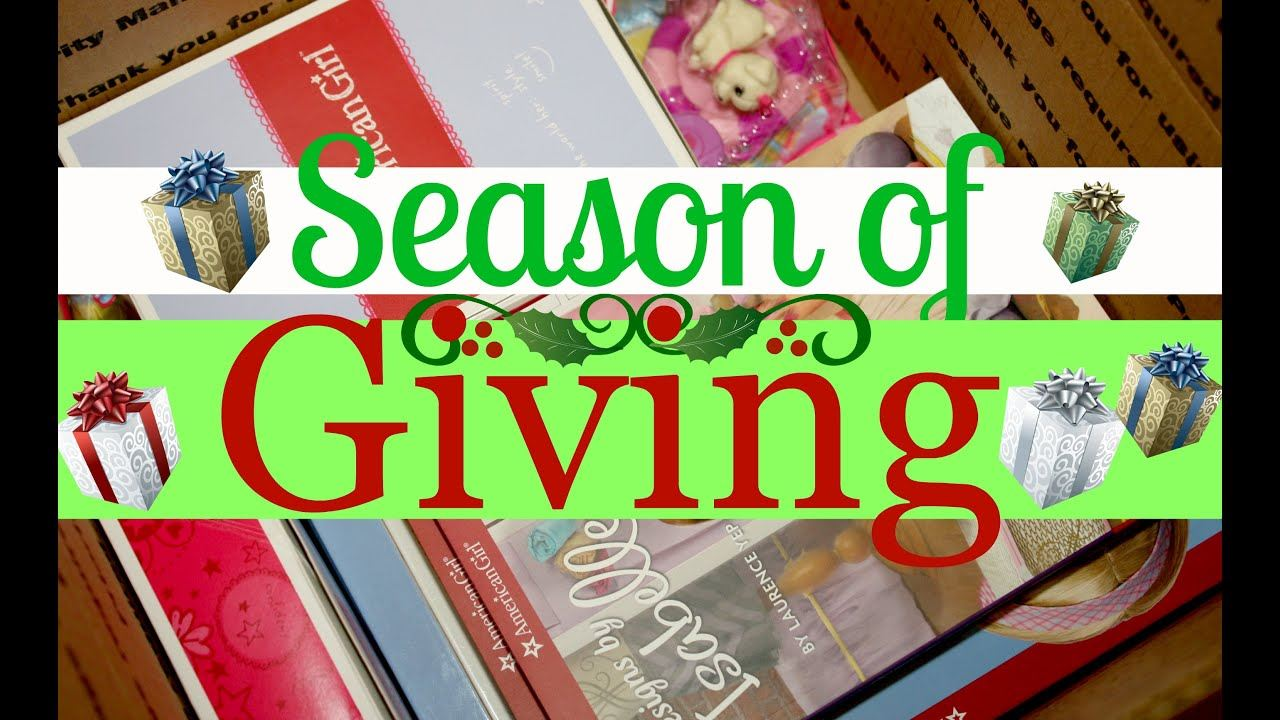 holiday donations