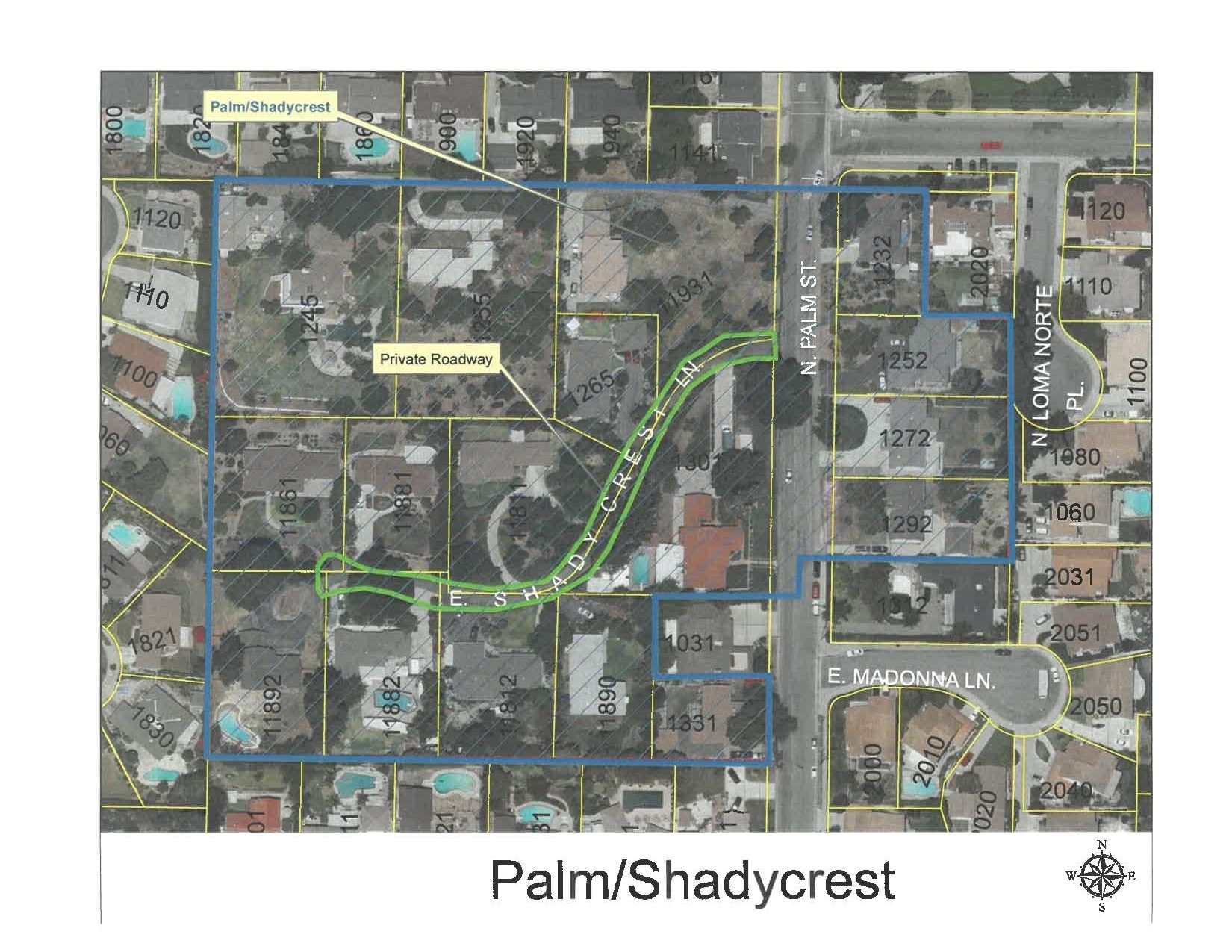 Palm Shadycrest