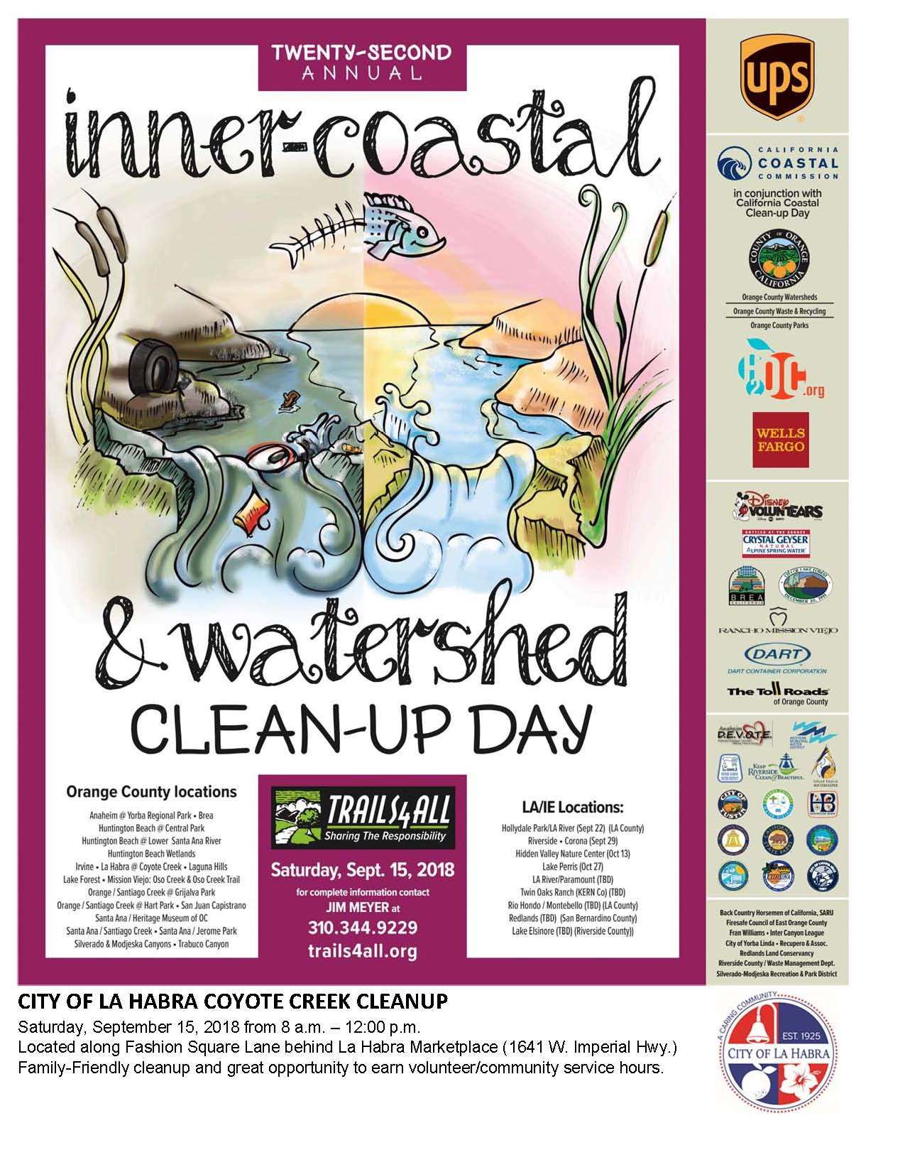 InnerCoastalCleanup2018 Flyer