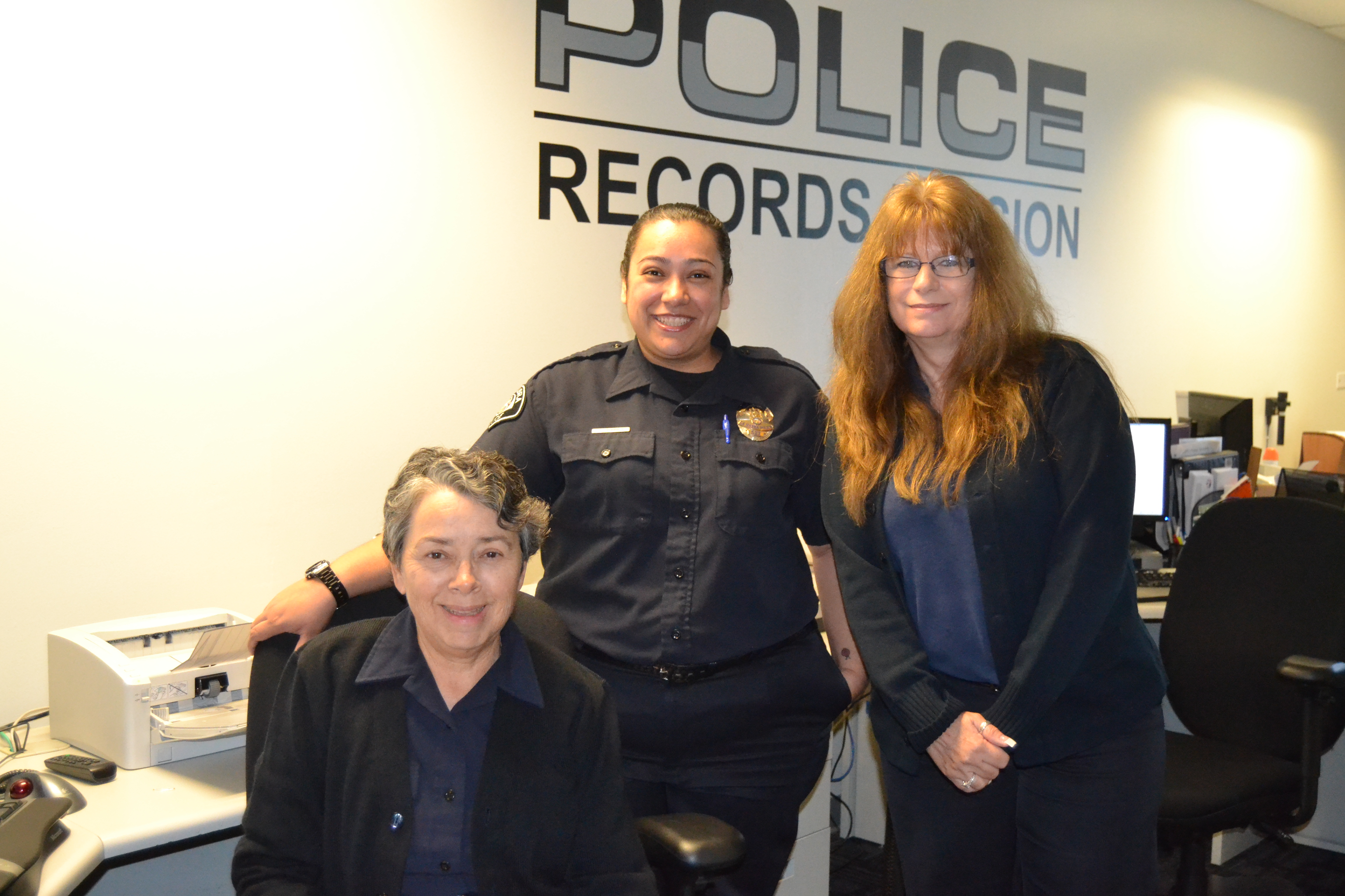Police Records Specialists